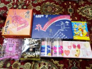 【帰省】成田空港で買ったお土産。【2017年】