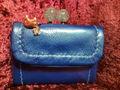 おさがりの財布。