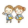 【幼稚園】毎朝遊んでいる遊びのこと。【年長】