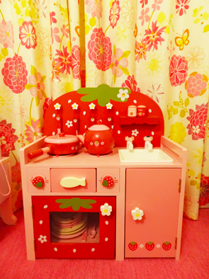 【マザーガーデン】女の子の大好きが詰まった可愛いおもちゃたち。【おままごと】