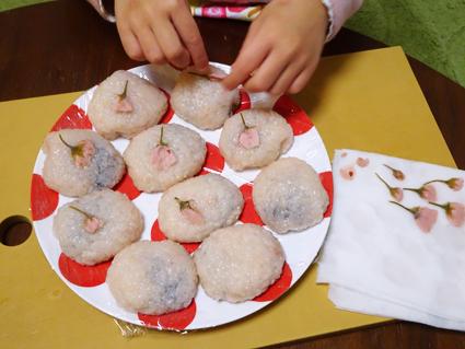 【ひな祭り】4歳の娘との桜餅とちらし寿司作り。【2018】