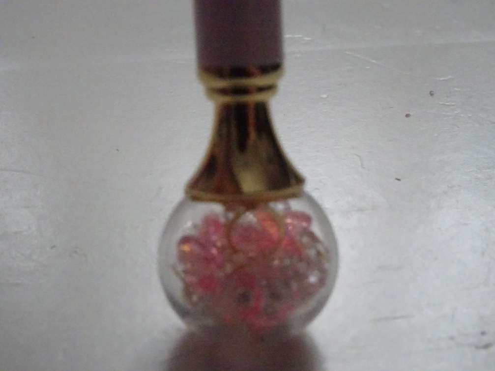 【ワークショップ】パンドラハウスでガラスドームボールペン作りをしたよ。