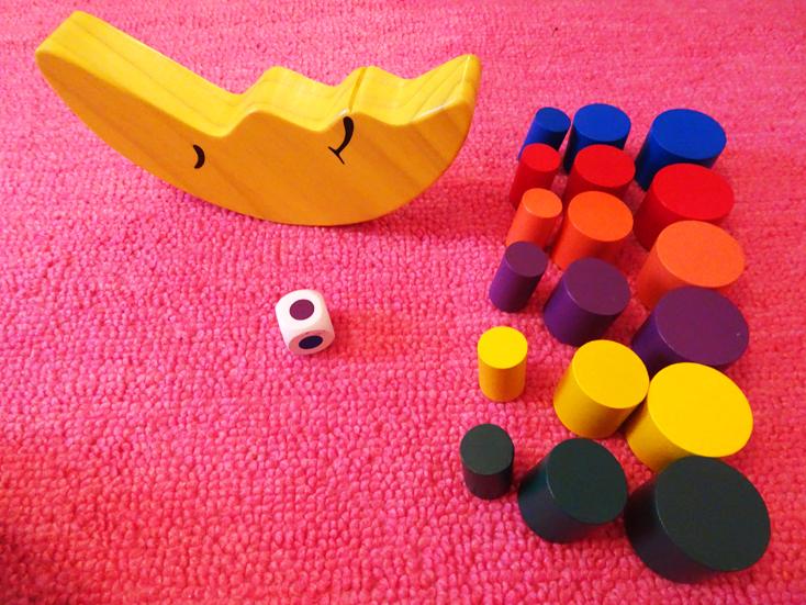 【お月さまバランスゲーム】子供と一緒に遊ぶなら、大人も本気で遊べるおもちゃがオススメ。【レビュー】