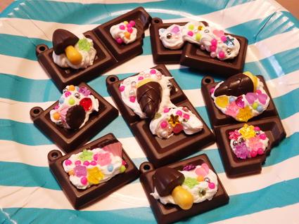 【ホイップる】バレンタインにもピッタリの明治チョコレートセットが可愛過ぎる。