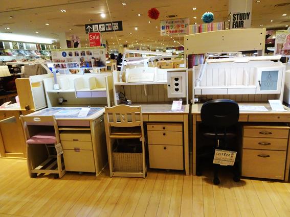 【学習机選び】東京インテリアでイトーキの『カモミール ベーシックタイプ』を購入!!5歳の女の子が喜ぶ可愛い机に親子で大満足でした。【年長4月】