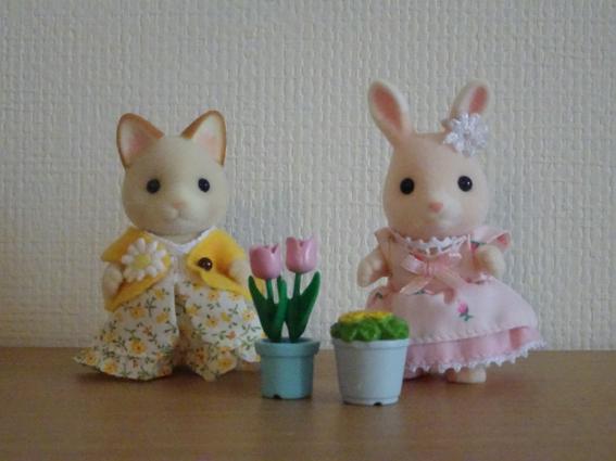 【家族旅行】ぐりんぱのシルバニアビレッジにある森のスーパーマーケットで購入したお土産とぐりんぱ限定のののはなウサギ。【GW2019】