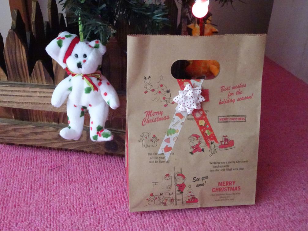 【プレゼント交換】クリスマス会で交換するプレゼントを準備したよ。【予算300円】