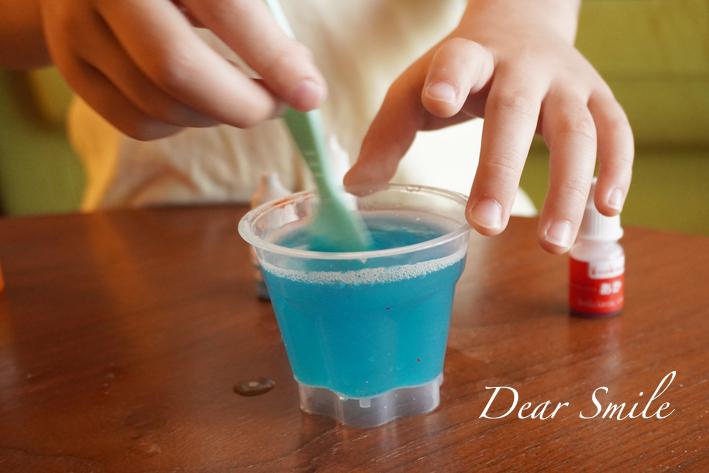 【おうちで過ごそう!⑫】ゼリー石けん作りと抹茶のシフォンケーキと母の日のこと。【2020年5月11日】