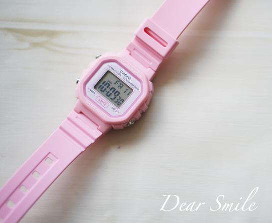 親と別行動をするようになったら時計を持っていた方が良い?娘に腕時計を持たせるようにしました。【小1 9月】